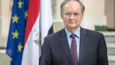 Head of the European Union (EU) Delegation to Egypt Christian Berger, told Daily News Egypt that the EU welcomes the issuance of Egypt's National Strategy for Human Rights.