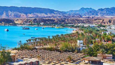 Egypt's Sharm El-Sheikh to host UN climate summit COP27 in 2022
